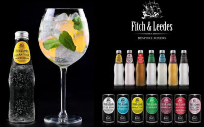 A FITCH AND LEEDES GIN-TERVENTION