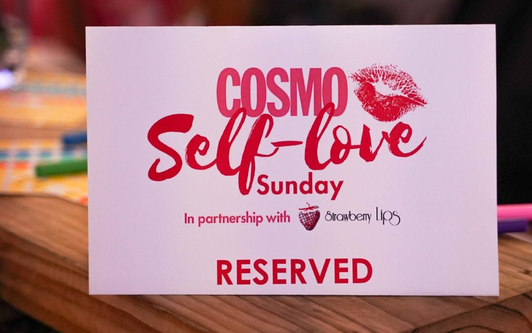 Self-Love, Sunday Brunch and Surprises from Cosmopolitan